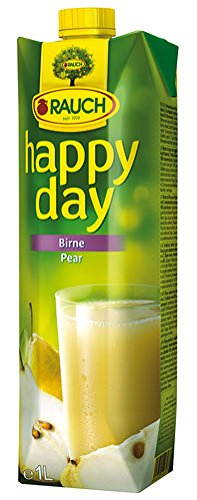 Happy Day Birne, Tetra - 1L - 4x von Happy Day