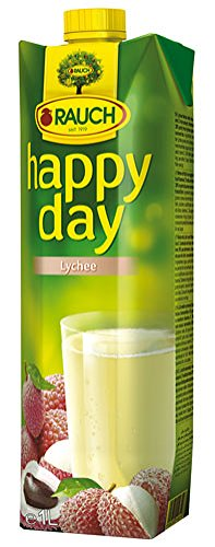 Happy Day Lychee, Tetra - 1L von Happy Day