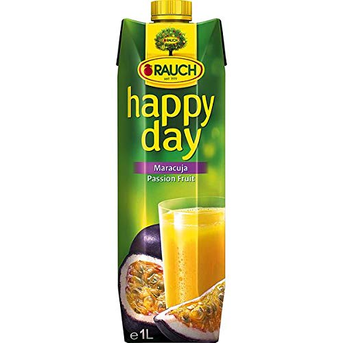 Happy Day Maracuja 1l - 12 x 1l von Happy Day