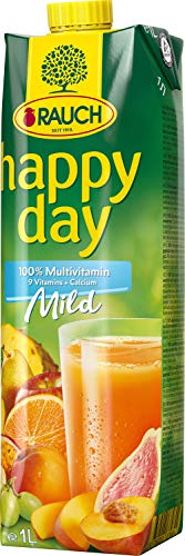 Happy Day Multivitamin Mild 100 %, Tetra - 1L von Happy Day