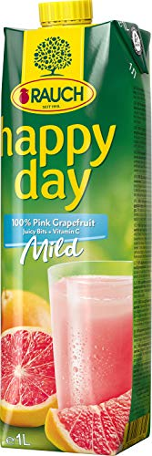 Happy Day Pink Grapefruit 1l - 12 x 1l von Happy Day