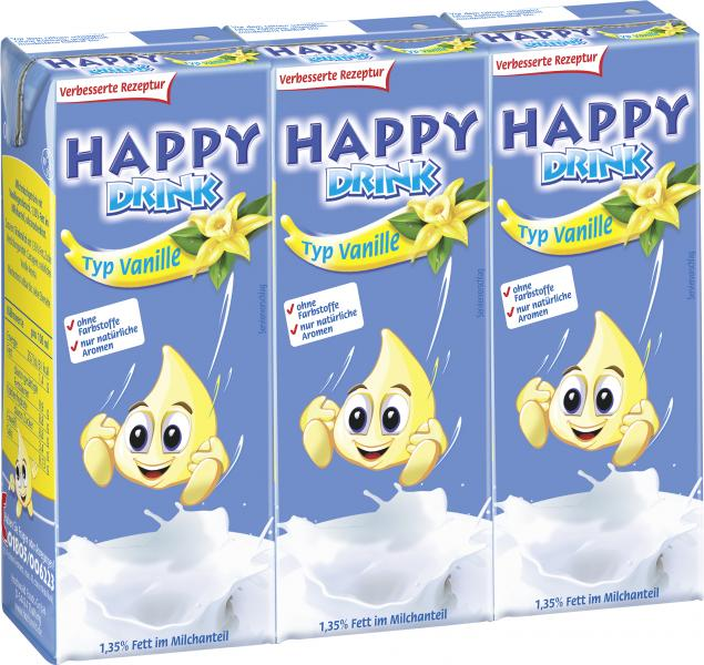 Happy Drink Typ Vanille von Happy Drink