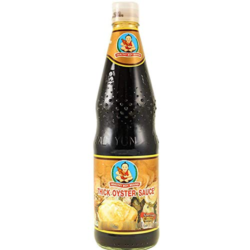 Austernsauce Oyster Sauce HEALTHY BOY BRAND 700ml von Healthy Boy