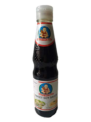 [ 300ml ] HEALTHY BOY BRAND Süße Sojasauce / Sweet Soy Sauce natural ferment von Healthy Boy