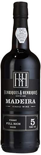 Henriques&Henriques Vinhos SA Finest Full Rich Aged 5 years Süß (1 x 0.75 l) von Henriques and Henriques