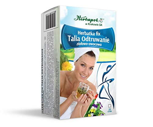 TALIA DETOXIFICATION TEA FIX - TALIA DETOXIFICATION TEA FIX, 20 Teebeutel, Herbapol Krakow von Herbapol w Krakowie SA