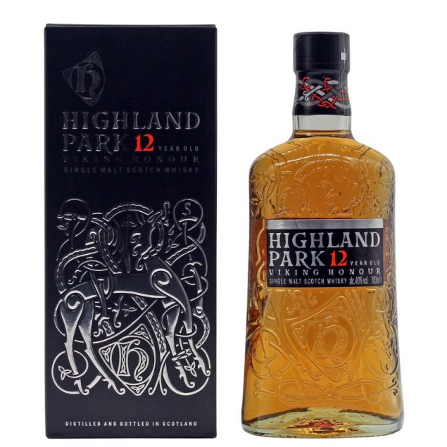 Highland Park 12 Years 0,7 L 40%vol von Highland Park