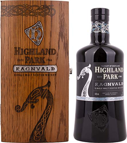 Highland Park Ragnvald Warriors Edition in Holzkiste  Whisky (1 x 0.7 l) von Highland Park