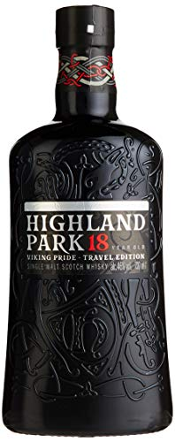 Highland Park 18 Years Old VIKING PRIDE Travel Edition Whisky (1 x 0.7 l) von Highland Park