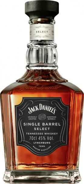 Jack Daniel's Single Barrel Select Tennessee Whiskey von Jack Daniel's