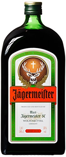 Jägermeister MEISTER OF THE SEAS Limited Edition (1 x 1 l) von Jägermeister