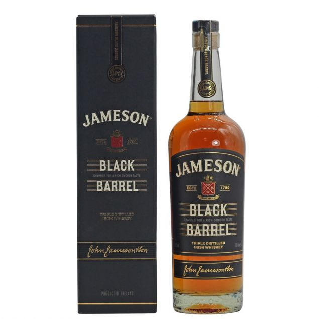 Jameson Black Barrel 0,7 L 40%vol von Jameson