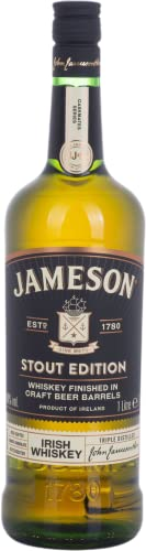 Jameson Caskmates Irish Whiskey Stout Edition (1 x 1 l) von Jameson