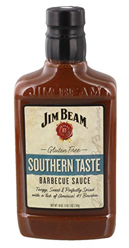 Jim Beam® Southern Taste BBQ Barbecue Sauce - 420ml von Jim Beam