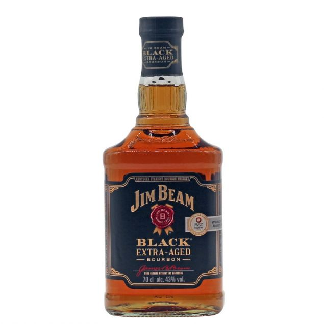 Jim Beam Black Extra Aged 0,7 L  43%vol von Jim Beam