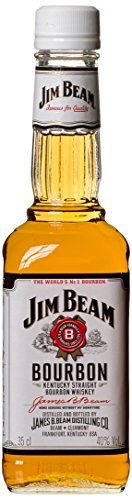 Jim Beam Bourbon  Whisky (1 x 0.35 l) von Jim Beam