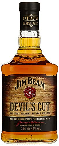 Jim Beam Devil's Cut 90 Proof Kentucky Straight Bourbon Whisky (1 x 0.7 l) von Jim Beam
