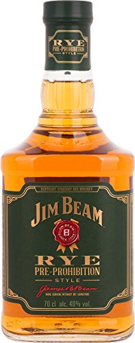Jim Beam Rye Whisky (1 x 0.7 l) von Jim Beam