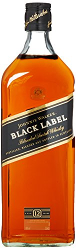 Johnnie Walker Black Label Scotch 12 Years Old Whisky (1 x 3 l) von Johnnie Walker