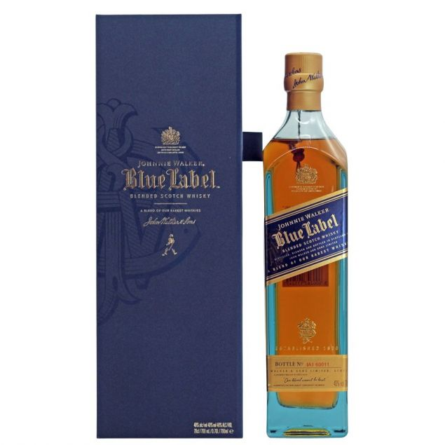 Johnnie Walker Blue Label 0,7 Ltr. 40%vol von Johnnie Walker