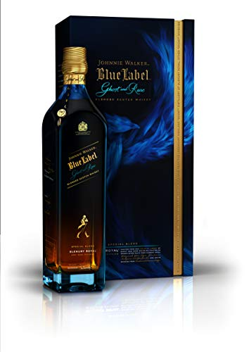 Johnnie Walker Ghost & Rare Glenury Royal, Limitierte Edition Blended Scotch Whisky (1 x 0.7 l) von Johnnie Walker