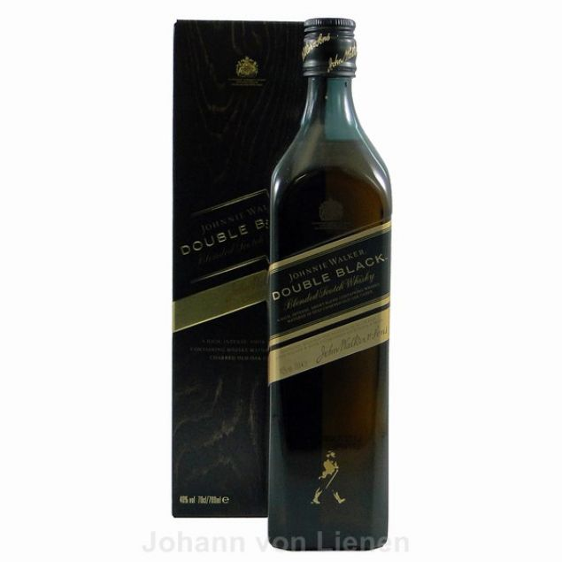 Johnnie Walker Double Black 0,7 Ltr. 40%vol von Johnnie Walker