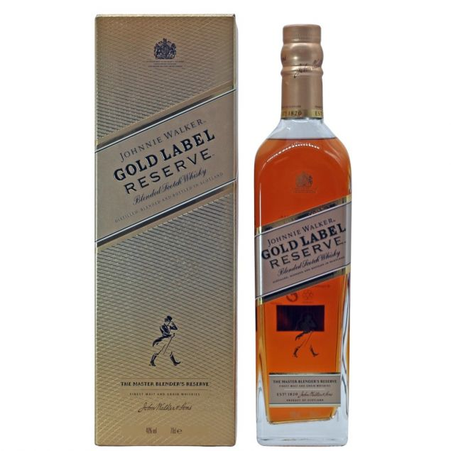 Johnnie Walker Gold Label Reserve 0,7 Ltr. 40%vol von Johnnie Walker