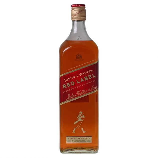 Johnnie Walker Red Label 1 Ltr. 40%vol von Johnnie Walker