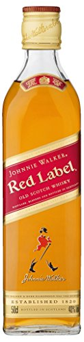 Johnnie Walker - Red Label Blended Scotch Whiskey - 12 x 0,05l von Johnnie Walker