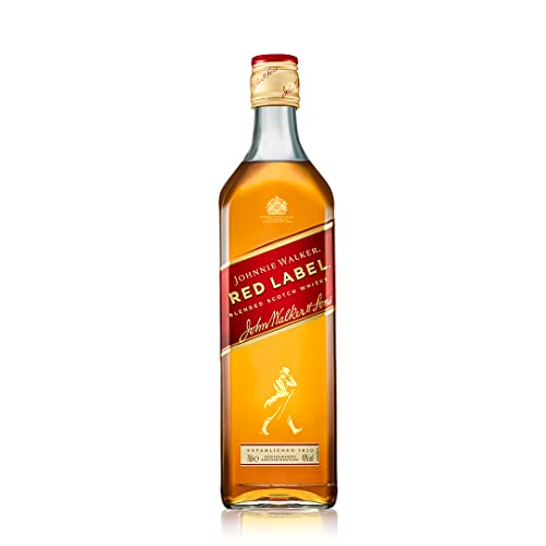 Johnnie Walker Red Label Blended Scotch Whisky, 0.7l von Johnnie Walker