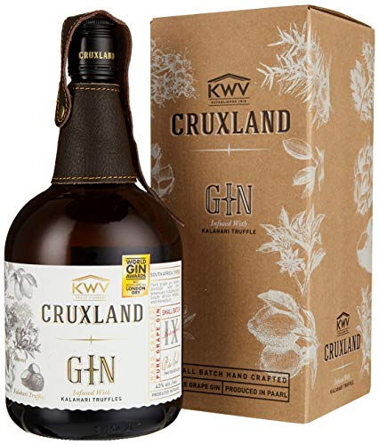 Cruxland Gin infussed with Truffles 1000ml 43% Vol. von KWV