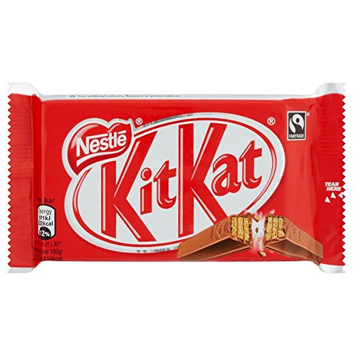 KitKat Original - 45g - 6-er Pack von Kit Kat