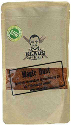 Klaus grillt Magic Dust Rub, 1er Pack (1 x 250 g) von Klaus grillt
