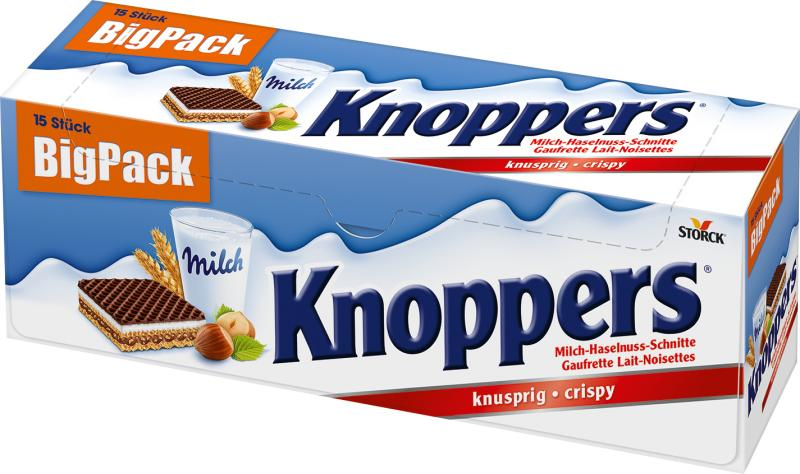 Knoppers Big Pack von Knoppers