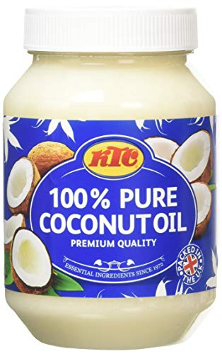 KTC Coconut Oil 500 ml (Pack of 4) von Ktc