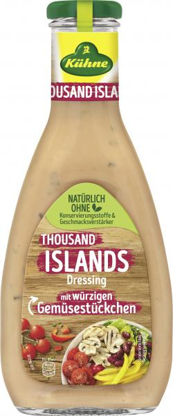 Kühne Dressing Thousand Islands von Kühne