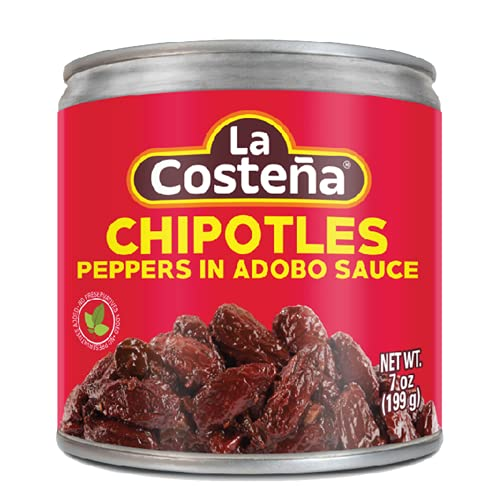 La Costena Chili Chipotle , 8er Pack  (8 x 199 g) von La Costena