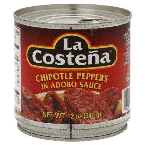 La Costena Chipotle Adobo Sauce, 12-Ounce Cans (Pack of 12) by La Costena von La Costena
