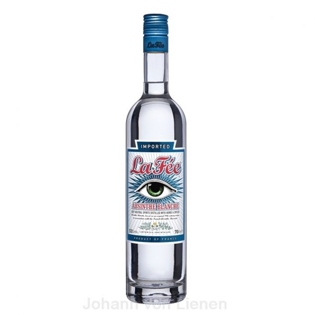 La Fee Absinthe Blanche 0,7 L 53 %vol von La Fee