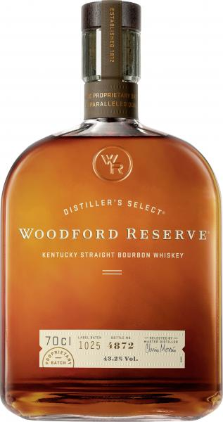Woodford Reserve Kentucky Straight Bourbon Whiskey von Labrot & Graham
