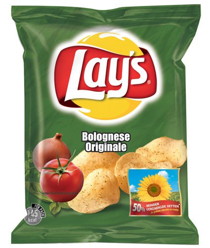 20 x Lay's Bolognese Originale Flavour Chips (20 x 40 g) von Lay's