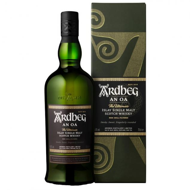 Ardbeg An Oa 0,7 L 46,6% vol.