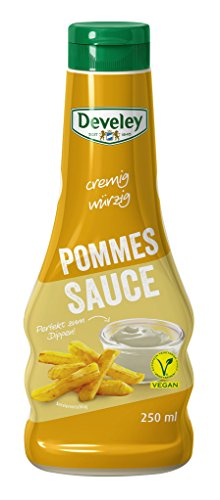 Develey - Pommes Sauce Vegan - 250ml von Develey