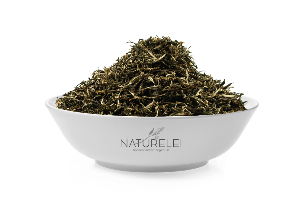 "NATURELEI - China White Tea Pine Needles - Weißer Tee ""- 500g"""