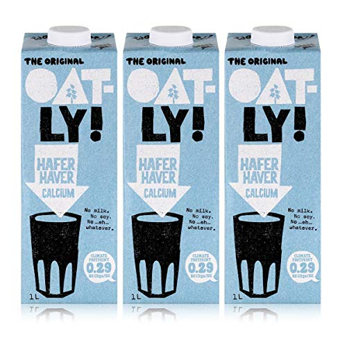 Oatly | Oatly Enriched - added calcium | 3 x 1l von Oatly