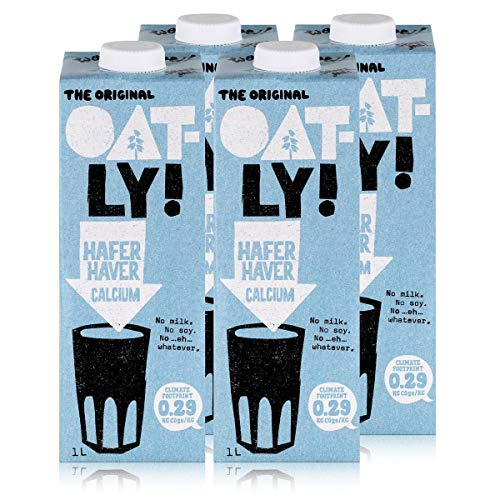 Oatly | Oatly Enriched - added calcium | 4 x 1l von Oatly