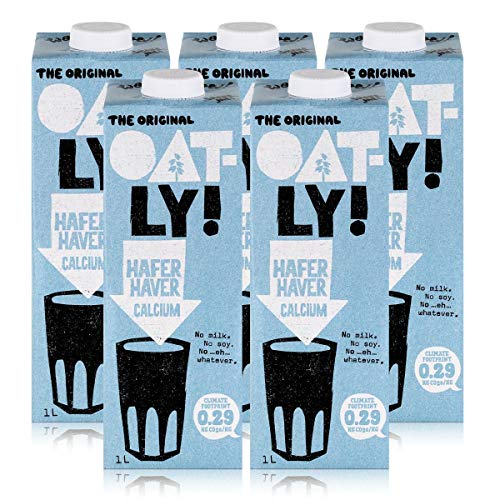 Oatly | Oatly Enriched - added calcium | 5 x 1l von Oatly