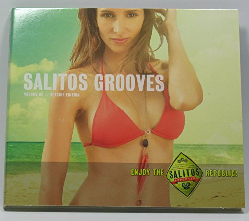 Salitos Grooves CD Salitos Grooves Seaside Edition Musik Vol. 6 NEU