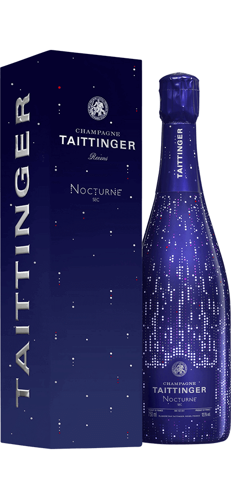 Taittinger : Nocturne City Lights