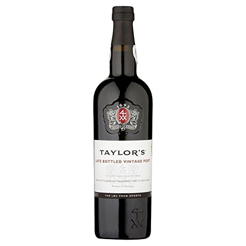 Taylors Late Bottled Vintage Port 75cl - (Packung mit 2) von Taylor's